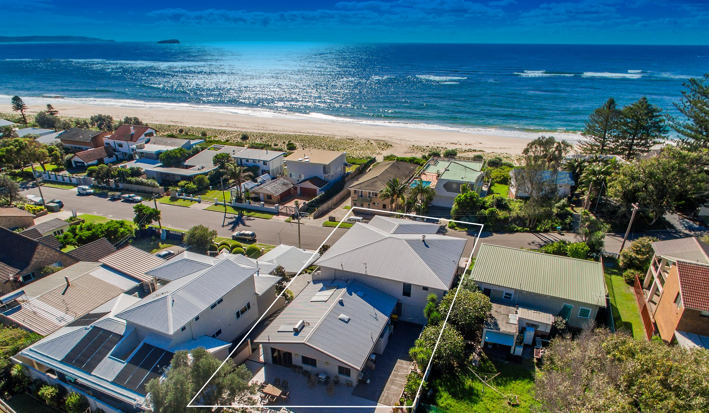 Contact us at Hargraves Beach House - holiday accommodation
