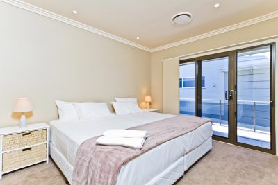 Hargraves Beach House Bedroom 1